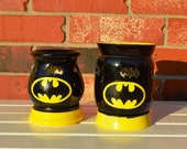 Bat Superhero Tart Warmer, Batman, Batgirl