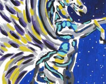 Pegasus (Print)
