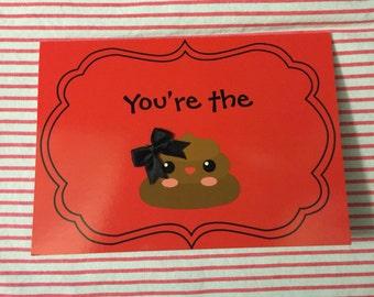 Kawaii Your're The ... Card !!