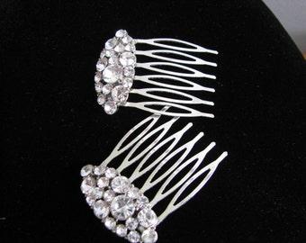 Hair Comb, Rhinestone Comb, Hair Accessory, Bridal accessory, Wedding Jewelry, Rhinestone Hair Comb, Wedding Hair comb, Wedding Accessories