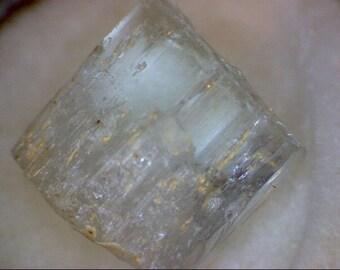 Neat Aquamarine crystal