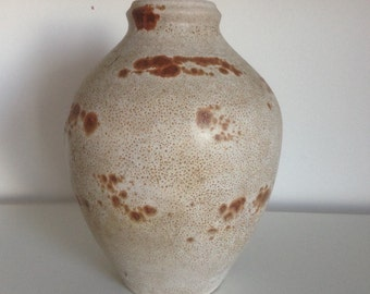 SALE Carstens Tonnieshof 874-24 Vase West Germany Pottery