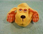 Vintage Fisher Price Dexter Dog Grabber 1978 Rattle Baby Toy 438