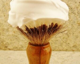 Pure Badger, Silvertip or High Mountain Badger Wet Shaving Brush