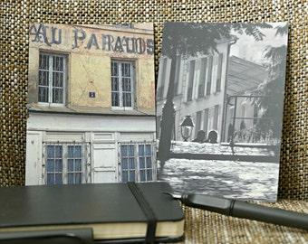 postcard set - Paris