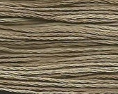 DRIFTWOOD 1222 Weeks Dye Works WDW hand-dyed embroidery floss cross stitch thread at thecottageneedle.com