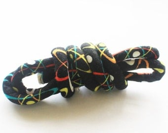 fabric rope, rope necklace, diy jewelry cord, textile cord, diy necklace, fabric jewelry, textile cord, textile jewelry df4