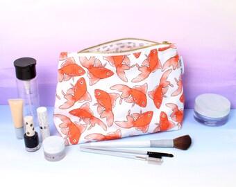 Goldfish Wash Bag