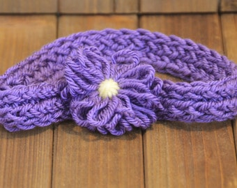 Loom Knit Headband