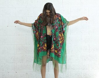 "Valentines day Kimono By Naftul"" made to order ."