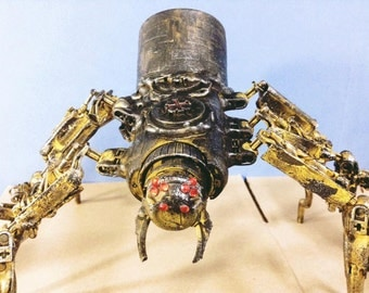 assemblage spider droid