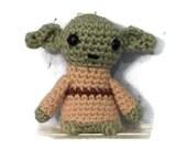 Yoda - Star Wars Amigurumi - made to order