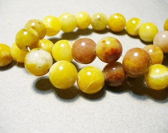 Colonial Jasper Beads Gemstone Round 12MM