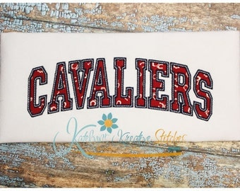 Cavaliers Arched