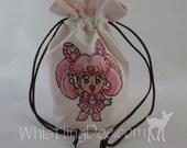 Sailor Chibi Moon Drawstring Bag