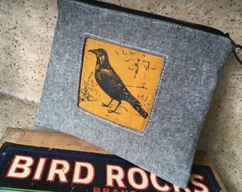 Raven Print Tool Bag, IN STOCK