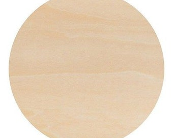 3 Wooden Circles 12 Inches Woodpeckers®