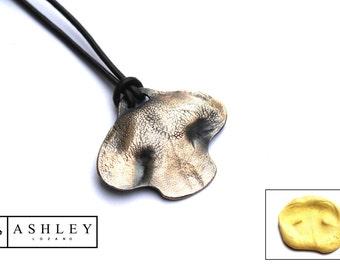 Custom Dog Print Jewelry, Paw Print Pendant, Nose Print Pendant, Dog Nose Jewelry, Dog Paw Jewelry, Bronze Dog Print, Paw Prints, Pet Print