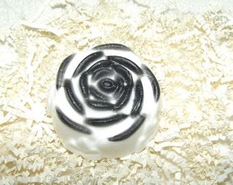 English Tea Rose Soaps, Glycerin Soap, Valentine Rose Soap
