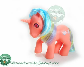 My Little Pony Speedy Vintage 80s Toy by Hasbro