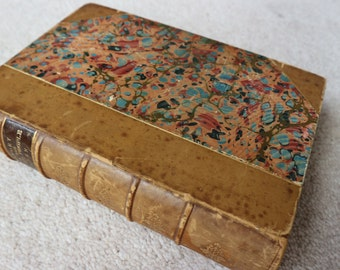 Antique book A Short History of the English People John Green 1889  includes maps