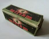 Vintage Box With Bulbs