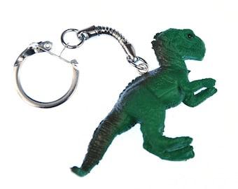 T-Rex Keychain Tyrannosaurus Dino dinosaur