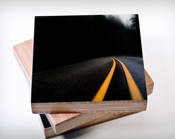 adventure decor//road art print//modern travel art - Roadtrip