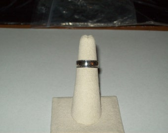 Sterling Silver Toe Ring - size 5