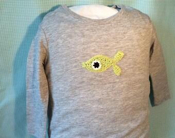 Shirt Fisch