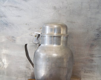 Vintage Aluminum Pitcher Great Northern  MFG Co Chicago