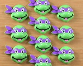 MOVING SALE Wholesale Bulk 10pcs Purple Turtle Resin Cabochons Flatback Scrapbooking Hair Bow Center Frame Boy Photo Making Crafts Embellish