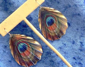 danlge earrings
