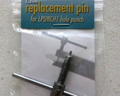 1.5mm Replacement Punch for Beadsmith Double Hole Punch, Ready to Ship!
