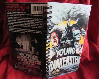 Young Frankenstein VHS Notebook