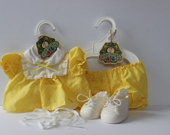 Original Never Used Cabbage Patch Kids Outfit
