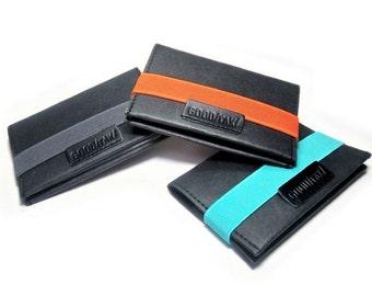 New Order: mini bifold card wallet, card holder, credit cards wallet, card case