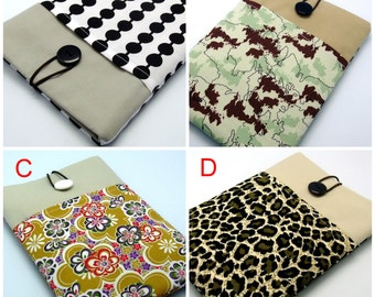 READY to ship - BIG Sale - Kindle case, Kindle touch cover padded (GP-3)