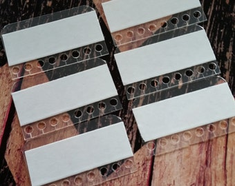 Coil Clips for Erin Condren or Plum Paper Planner