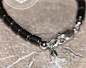 Boy infant Jewelry Swarovski Crystal Boys Bracelet, Christening, Baby, blessing, Christening bracelet, communion,  by jewlesDesgins on Etsy
