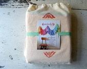 DIY Gypsy Garland Kit. Torn Fabric Garland. Do It Yourself Kit. Rainbow Fabric Garland. Birthday Garland. Party Decor. Children's Decor.