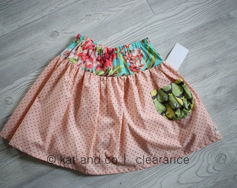 Size girls 10 or  12.  Clearance, free shipping.  Girls 12