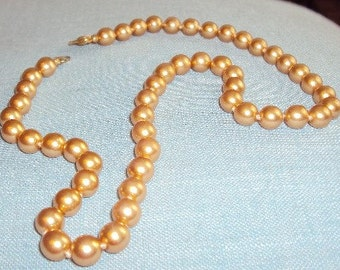 Gold  Pearls