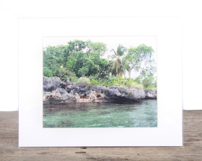 Original Fine Art Photography / Island Jamica Photography / Beach Gift / Signed Photography / Film Photography Prints / Color Photography