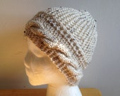 Knit Cable Winter Hat