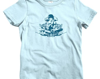 Kids Melody T-shirt - Baby, Toddler, and Youth Sizes - Music Tee, France, French, Rock - 4 Colors