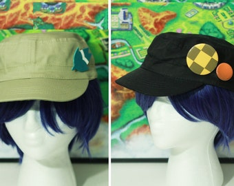 Outdoors Cap or Cycling Cap for Kalos Cosplay - Pkmn Trainer Costume Hat