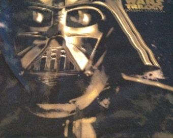Star Wars Trilogy  Special Edition Tee Shirt Darth Vader Mens Large 1997  RARE