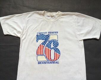 Vintage American Bicentennial T-Shirt