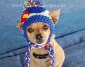 Colorado Dog Beanie for Small dogs